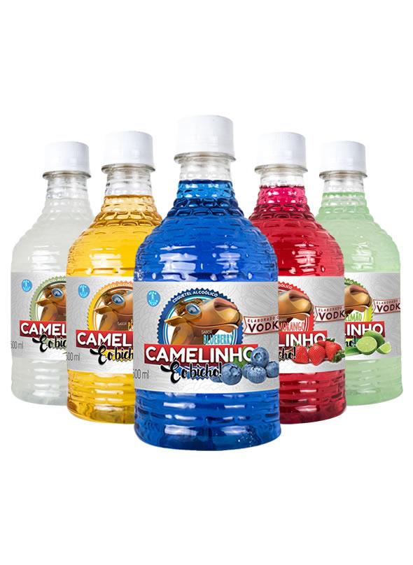 CAMELINHO SABORES